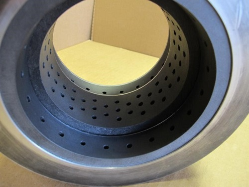 PERF-Seal™ center bushing from a boiler feed pump