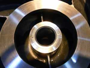 Vertically Suspended Pump Shaft Bearings