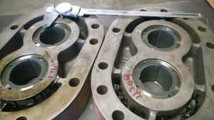 Cermatec™ Gear pump bearings